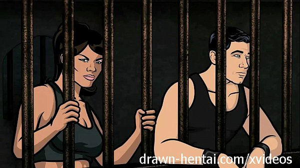 Archer Hentai – Jail sex with Lana – https://erotic-hentai.com