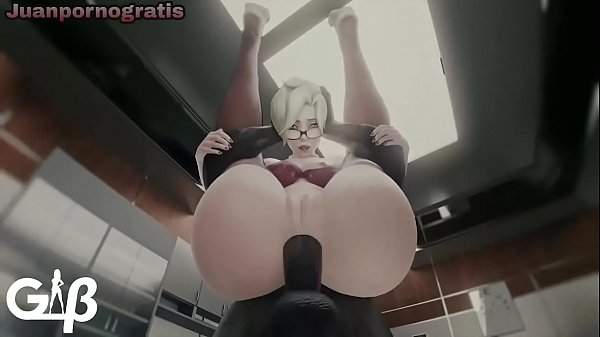 Mercy fucking with her patient Overwatch – https://erotic-hentai.com